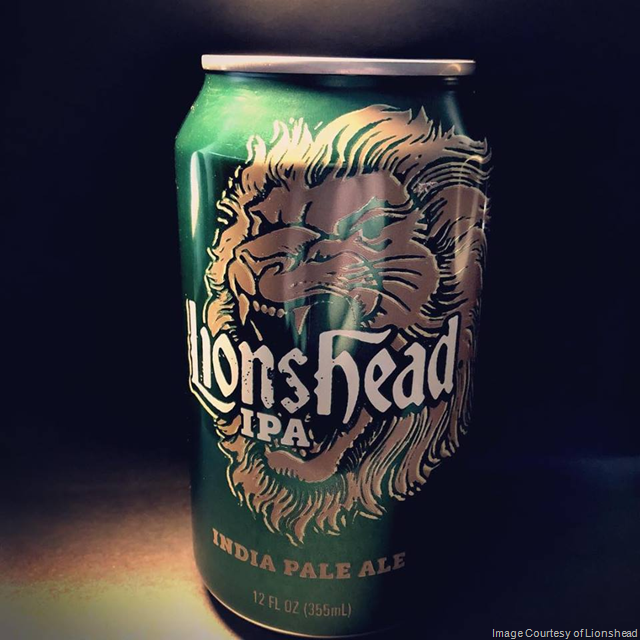 Lionshead / Lion Brewery Releases New Lionshead IPA
