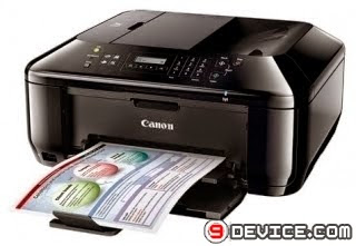 pic 1 - how you can down load Canon PIXMA MX434 laser printer driver
