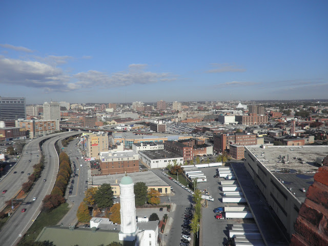 View from the Top - North