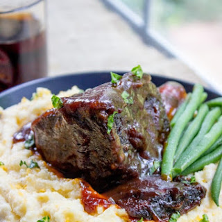 Easy Braised Short Ribs