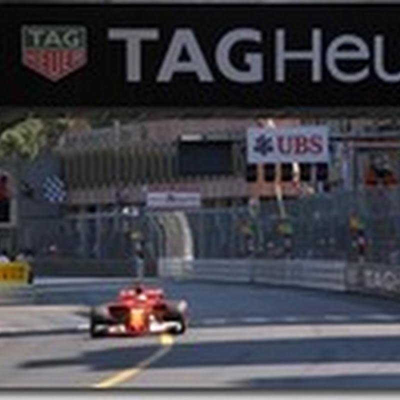 GP di Monaco: Vettel beffa Raikkonen