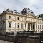 Château du Marais : façade ouest