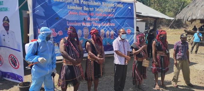 Pilkades Serentak 2021 di Alor, Kemendagri: Pelaksanaan Pilkades Lembur Barat Dapat Dijadikan Contoh Kabupaten Lain