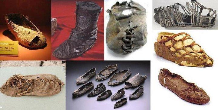 Extant Shoe Finds - part 1