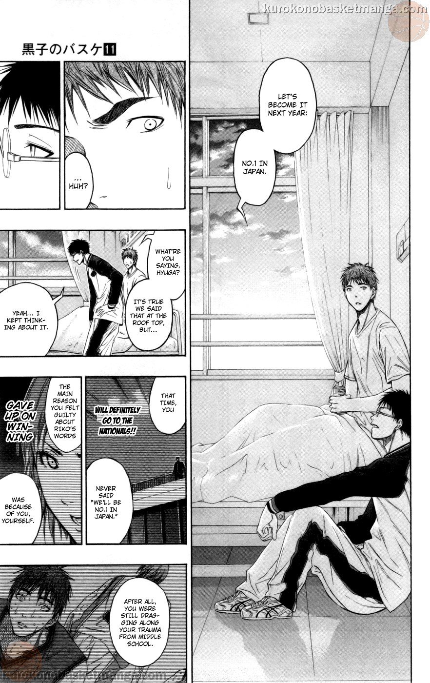 Kuroko no Basket Manga Chapter 99 - Image 18