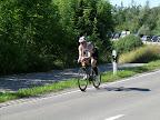 Rüdiger auf dem Bike