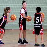 NBA Horchateria Panach -Colegio Aleman Alevin Mixto