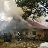Wohnhausbrand 25.12.2014