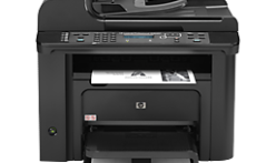 The way to get HP LaserJet Pro M1537dnf mfp printer driver software