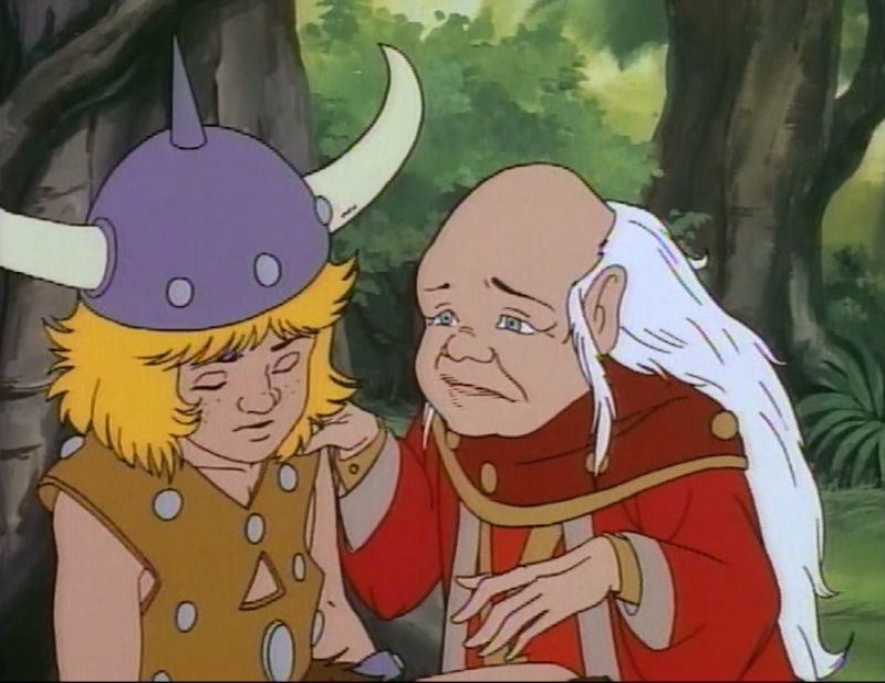 Dungeon Master examines Bobby