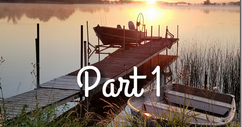 On Ringo Lake?Part 1!