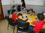 Merienda Infantiles 27/04