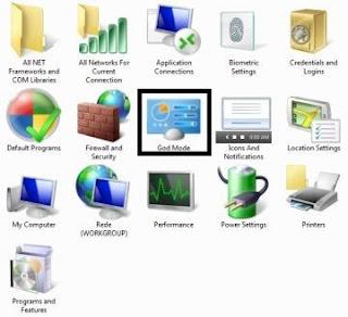Controlando o Windows, Dicas windows, novidade windows
