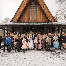 Wedding photographer Mirek Bednařík (mirekbednarik). Photo of 27.02.2018