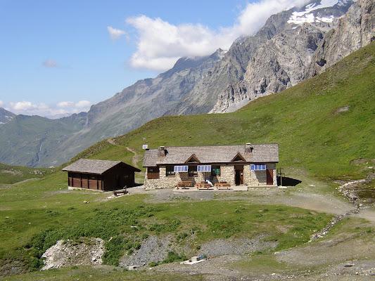 Refuge du Col du Palet, 73210 Peisey-Nancroix, France