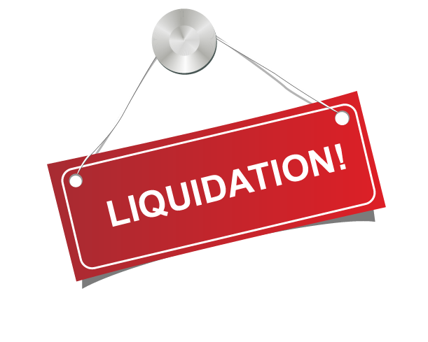 Liquidating business meaning of