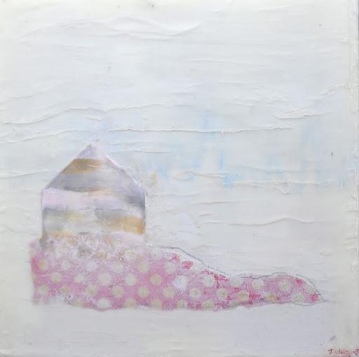 Forward Always Forward. Artist Jillian Waite