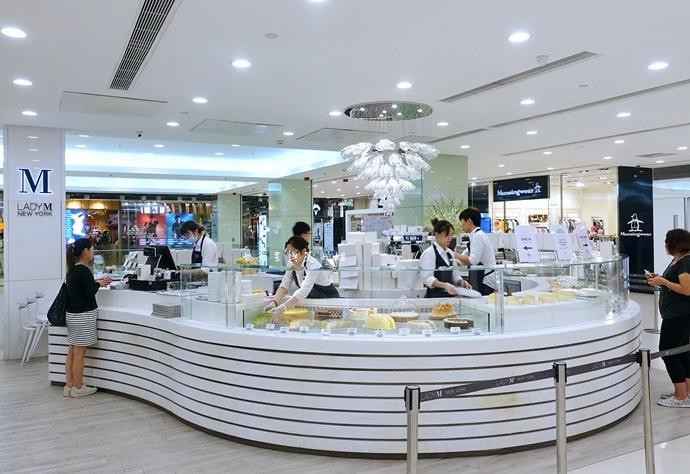 32 LadyM千層蛋糕 香港必吃美食
