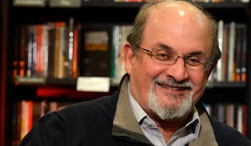 سلمان رشدي - صاحب آيات شيطانية- يضرب من جديد