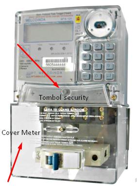 Kode untuk reset kWh meter PERIKSA