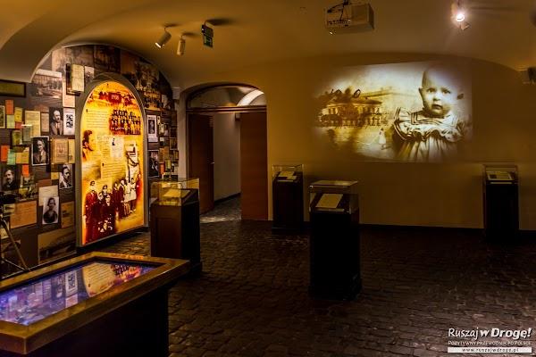 Wystawa w Muzeum Domu Jana Pawła II w Wadowicach