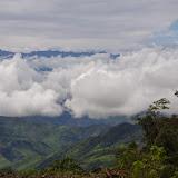 Piste de Gualchan à Chical, 1900 m (Carchi, Équateur), 22 novembre 2013. Photo : J.-M. Gayman