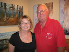 Judy Youngs and event co-chairman Doug Newton.