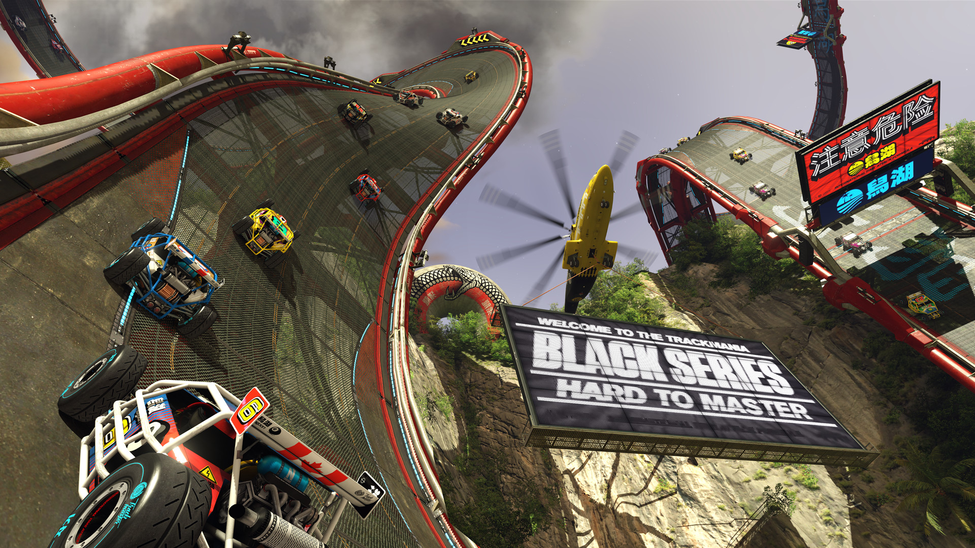 Trackmania Turbo - CODEX - Tek Link indir