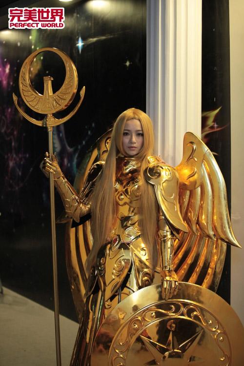 Chiêm ngưỡng nữ thần Athena tại Chinajoy 2012 7