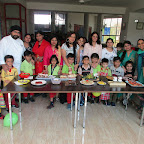 Parent-Child Fireless Cooking Competition (Pre-Primary) 18-2-2017
