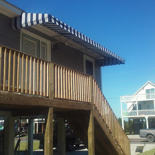 Shed Roof Awnings