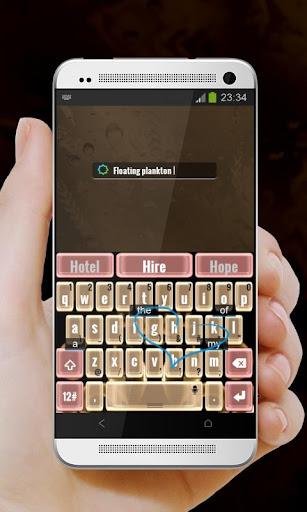 玩免費個人化APP|下載浮浮游生物 TouchPal 皮肤Pífū app不用錢|硬是要APP