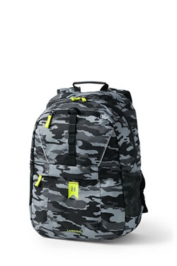 lands end black camo