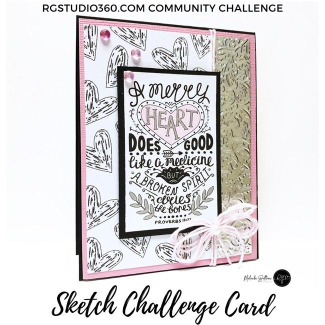 rg challenge 5 merry heart