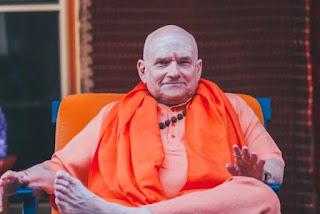 78-year-old Russell Kruckman is Shankarananda
