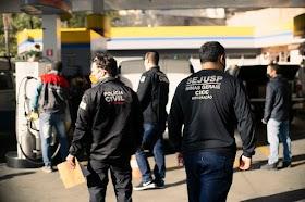 Mais de 200 postos de combustíveis são autuados em Minas durante operação integrada