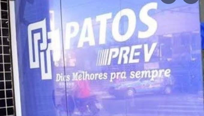 Superintendente do Patos PREV confirma pagamento da primeira parcela do 13° nesta terça-feira (15)