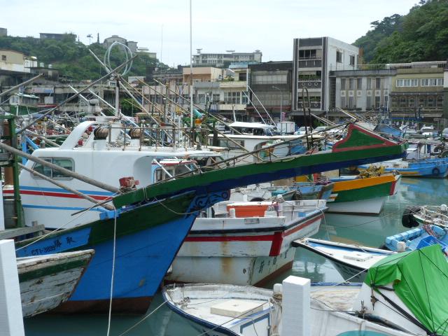 TAIWAN .Le port de SU AO - P1090089.JPG