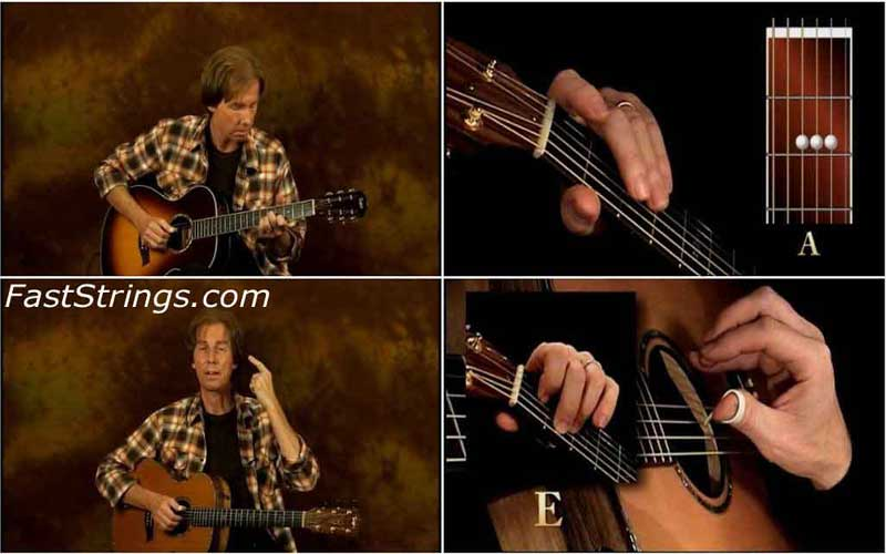 Eltjo Haselhoff - How to play Fingerstyle Guitar