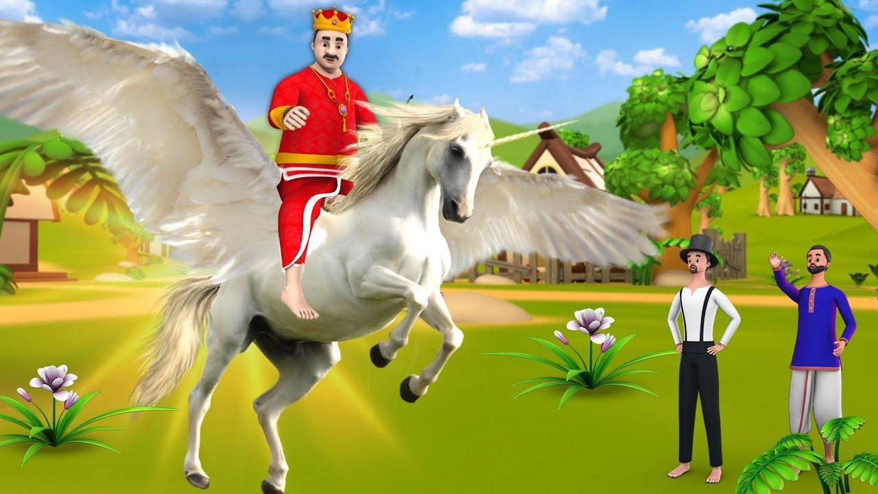 Story of Flying Horse   Yashacha Password (Part 98) - संयतपणा   Nitin Banugade Patil Motivation