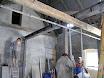 ocelová konstrukce Řevnice