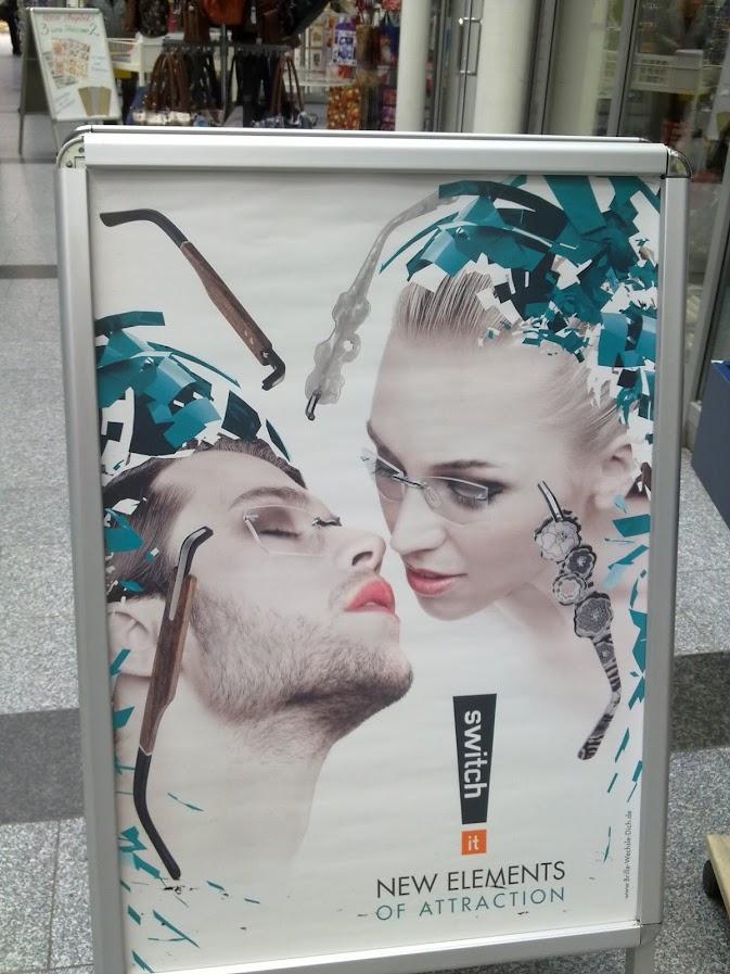 Реклама водки на одной из остановок электрички.