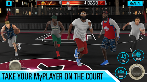 NBA 2K Mobile Basketball 2.10.0.5218279 screenshots 5