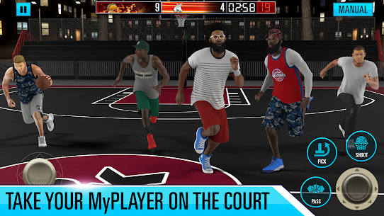 NBA 2K Mobile Basketball App Latest Version Download For Android and iPhone 5