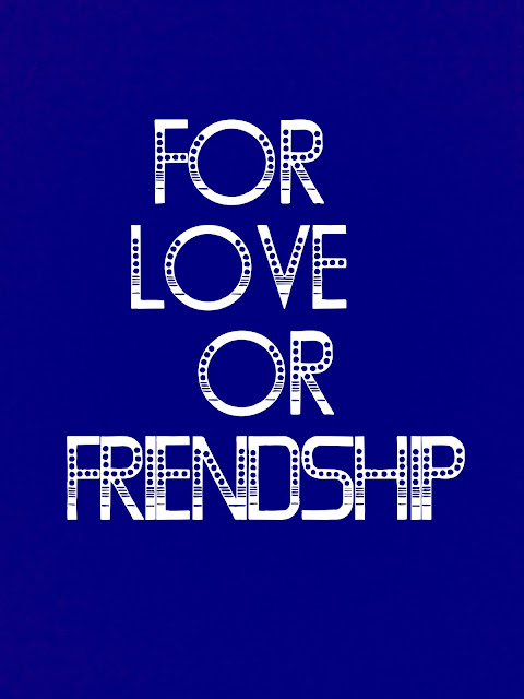 For love or friendship by Lauri kubiutsile Chapter 5 & 6. The thrilling story continues