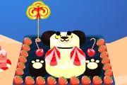 كعكة الباندا 2