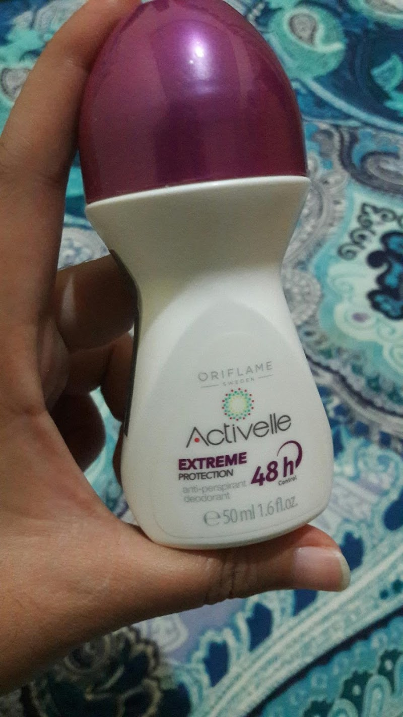 Review Activelle Extreme Protection 48 H