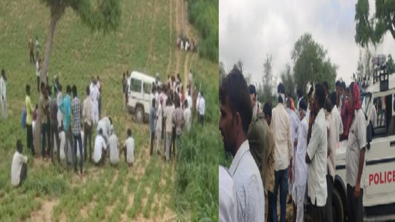 खेत में मिले 11 पाकिस्तानी शरणार्थियों के शव, हत्या की आशंका, जाँच में जुटी पुलिस