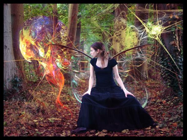 Cool Fairy Being, Fairies Girls 2