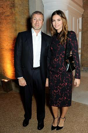 Chelsea owner Roman Abramovich and wife separate after 10 years of marriage